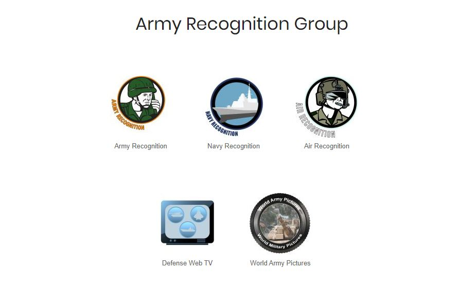 Army Recognition becomes Company Army Recognition Group SPRL LLC 925 001