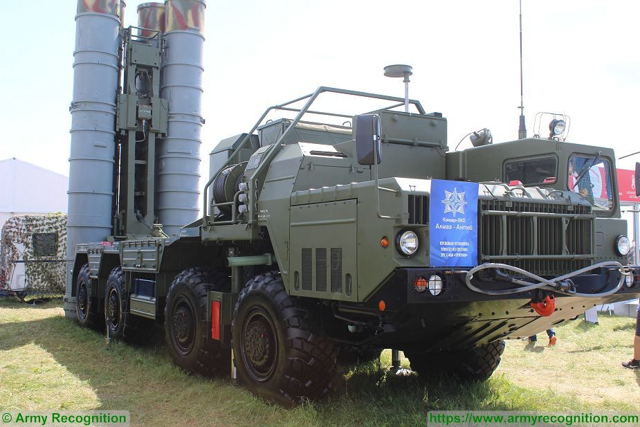 Qatar interested to purchase Russian S 400 air defense missile system 925 001