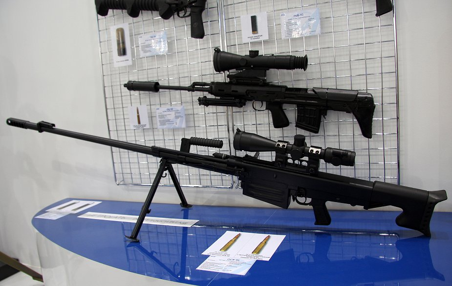 Vietnam to start production of Russian OSV 96 anti materiel rifle 925 001