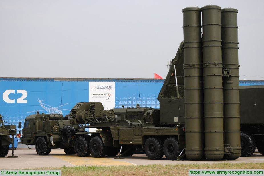 Russia Talks S-400 Deliveries with Middle Eastern, South-East Asian Countries