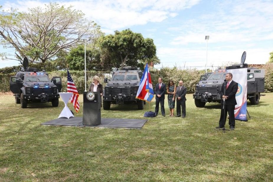 usa donation armored vehicles costa rica 925 001