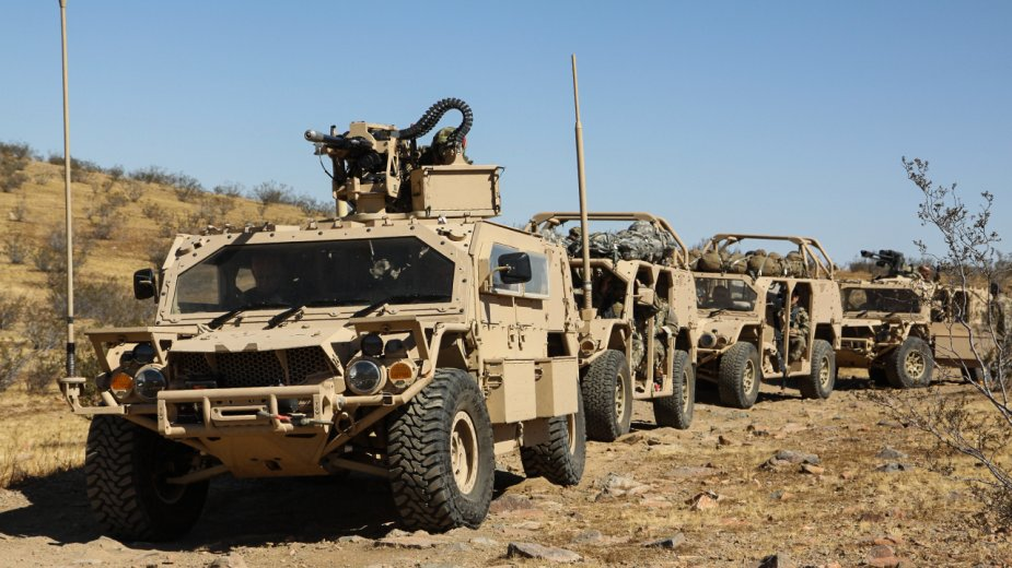 General Dynamics gets US Army order or Army Ground Mobility Vehicles production 001