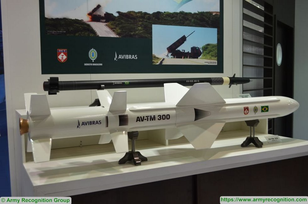 Brazilian cruise missile to be tested in 2019