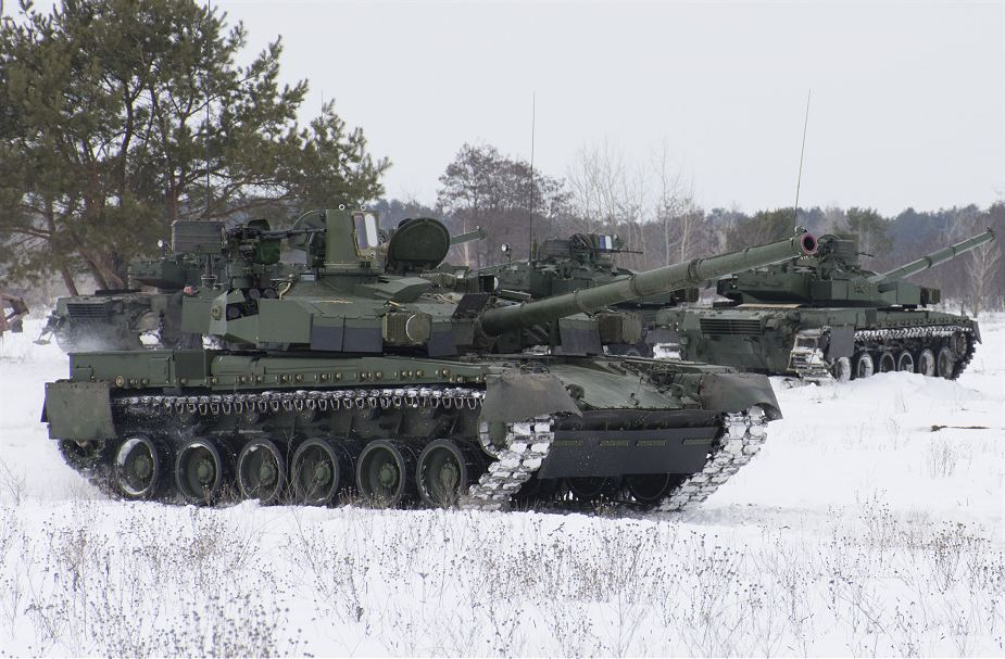 Delivery of Ukrainian Oplot T 84 main MBT to Thailand ended successfully 925 001