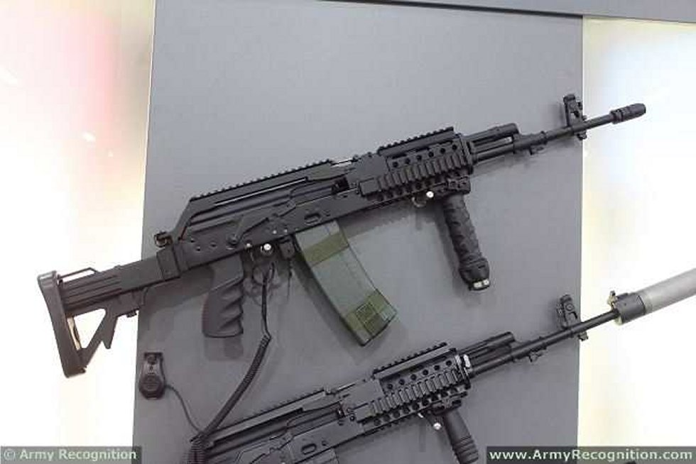 Nigeria will manufacture Polish originated AK assault rifle derivatives