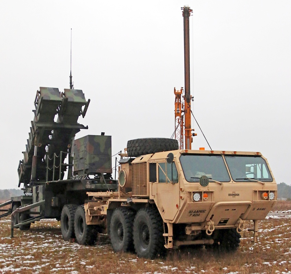 Poland buys US Patriot missile systems in deal worth almost $5B