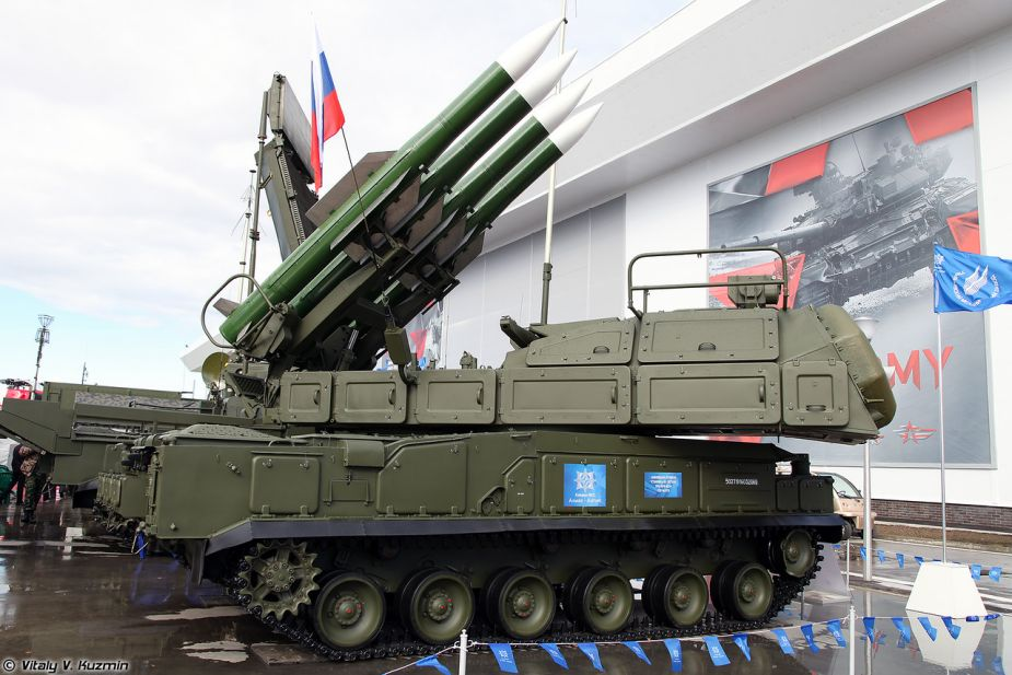 Sri Lanka negotiates with Russia to acquire S 300 and Buk air defense missile systems 925 002
