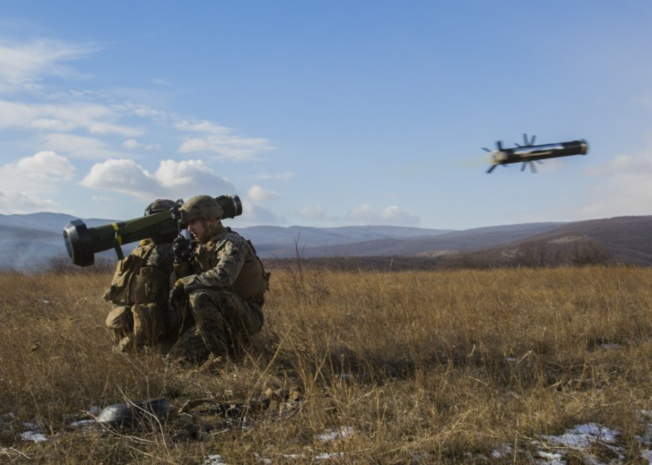 US plans to sell 210 anti-tank missiles to Ukraine