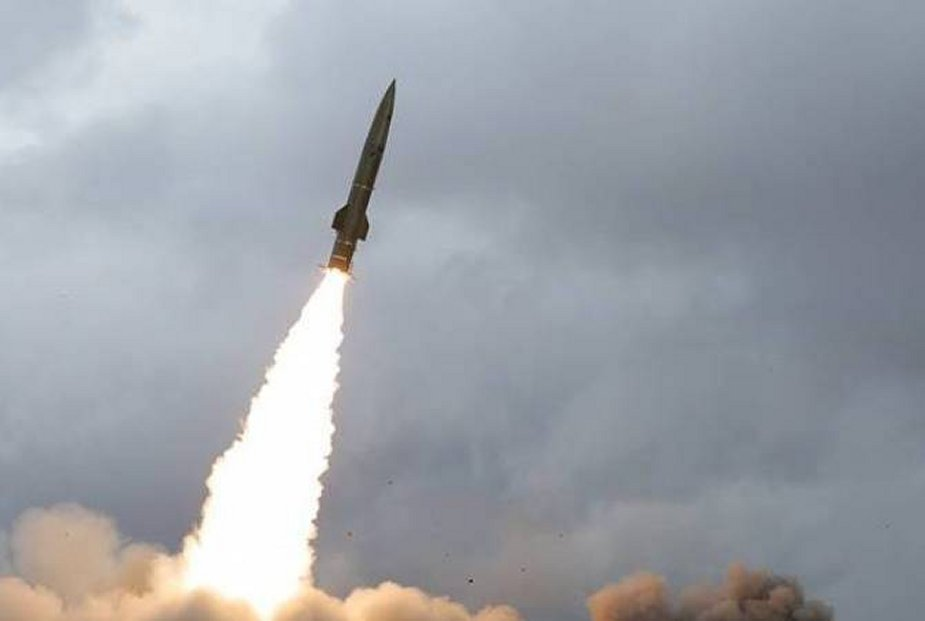 Armenia successfully test fires OTR 21 Tochka ballistic missile