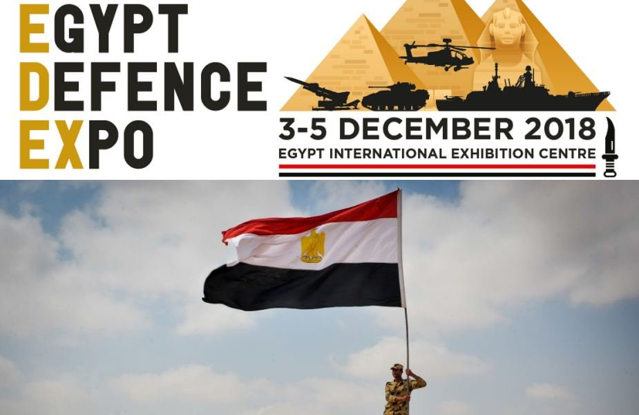 Egyptian army to organize EDEX 2018 military industries expo