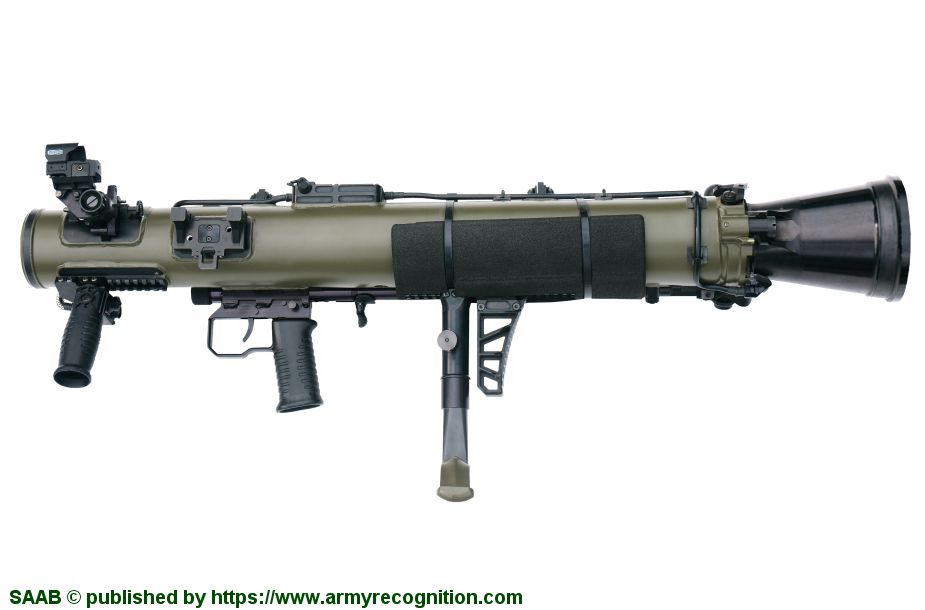 Slovenia orders SAAB Carl Gustaf M4 multi role weapon system 925 001