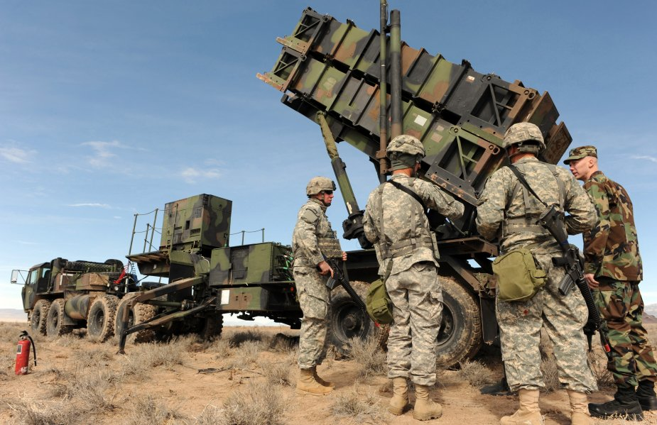Turkey ready to consider buying Patriot air defense systems