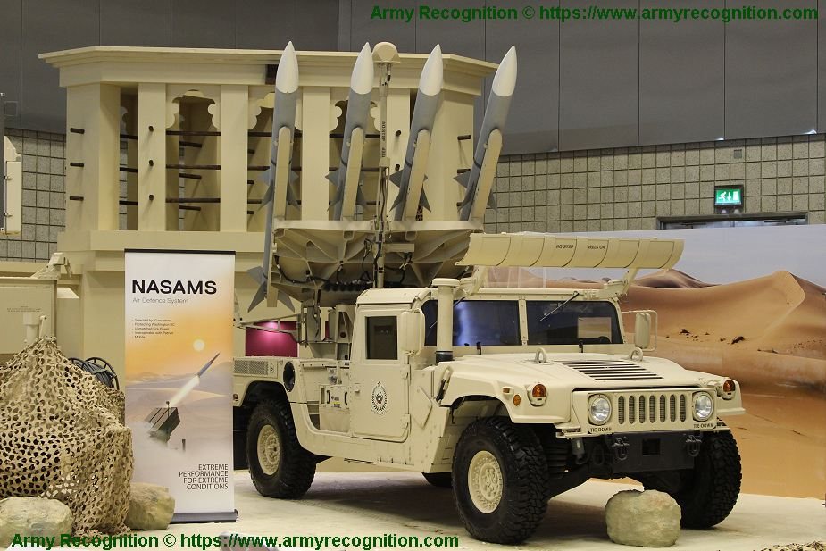 US will deliver NASAMS air defense missile system to Qatar 925 001