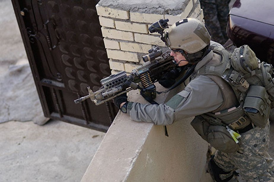 FN America awarded light machine gun contract with US Special Operations Command