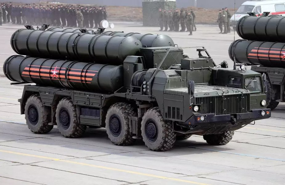 India finalizes S 400 deal