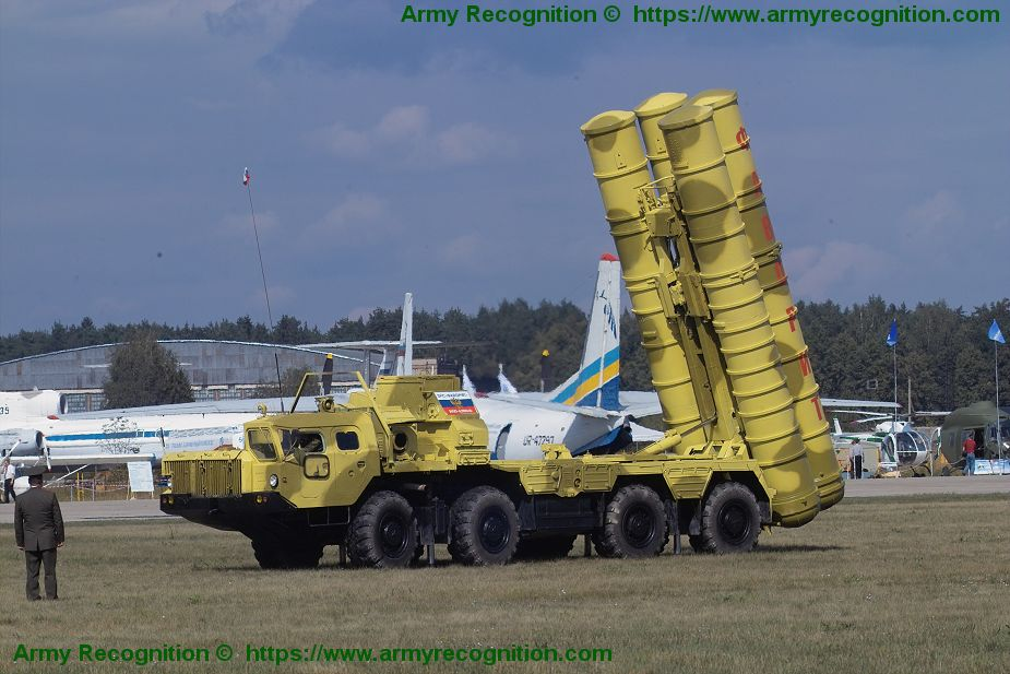 Russia will deliver S 300 PMU 2 air defense missile system to Syria 925 001