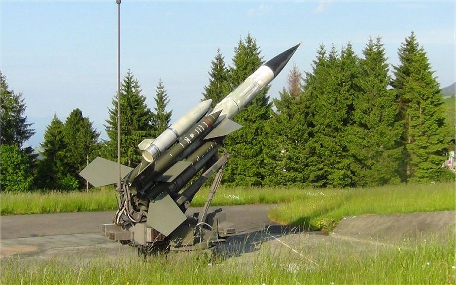 Switzerland issues a tender for new air defense missile system 925 001