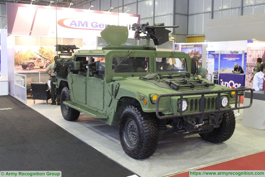 am general usarmy contract hmmwv 925 001