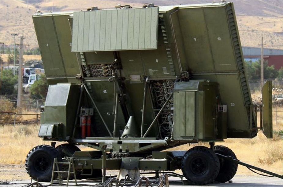 Iran unveils newly overhauled advanced military radar system 925 001