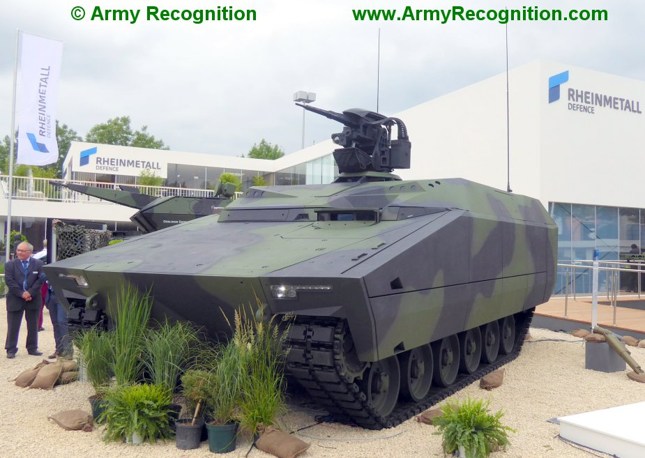 Raytheon Rheinmetall expand Lynx team for US Army combat vehicle competition