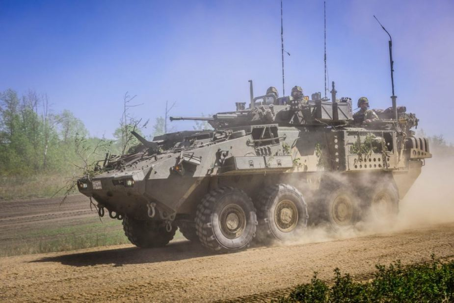 gdls canada 3 billion contract lav apc
