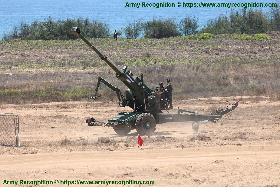 Dhanush local made 155mm towed gun to enter in service with Indian army 925 001