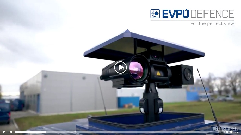 ISDEF 2019 EVPUDefence to showcase its electro optical solutions and more VIDEOLINK2