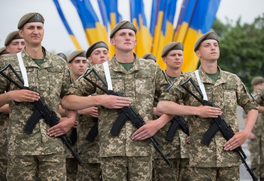 Ukraine to increase 2019 defense budget by 8 percent