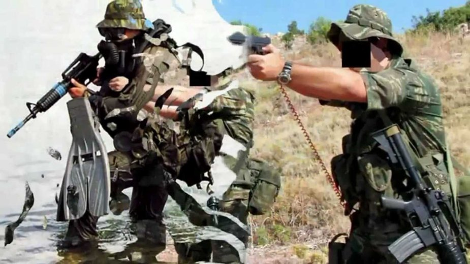 Greek special forces to potentially include US special operators