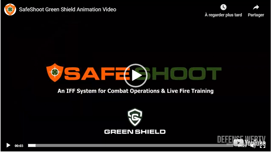 ISDEF 2019 SafeShoot will be exhibiting its safety devices