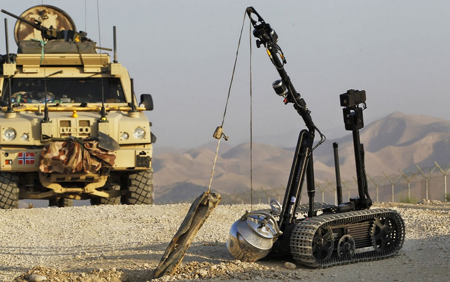 QinetiQ North America awarded contract for sustainment of TALON family of robotic systems