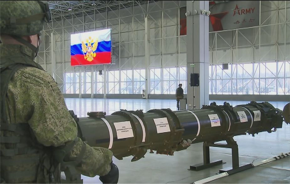 Russia has launched development of new medium range missile 925 001