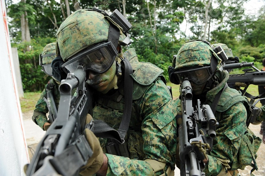 Singapore Armed Forces to keep relying on national service despite risks
