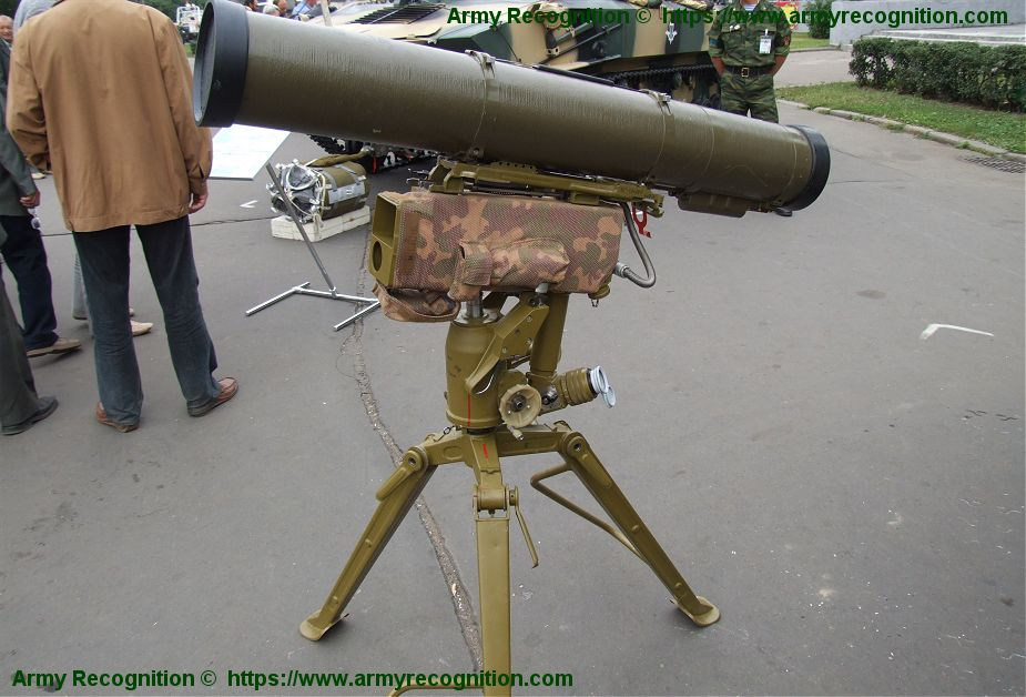 More Russian Konkurs M anti tank missiles for Indian army 925 001