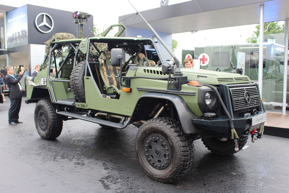 plasan hyrax new generation armored all terrain vehicle 4