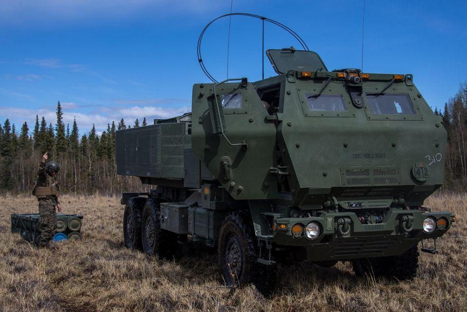 Lockheed Martin will produce HIMARS rockets launchers for Poland and Romania 925 001