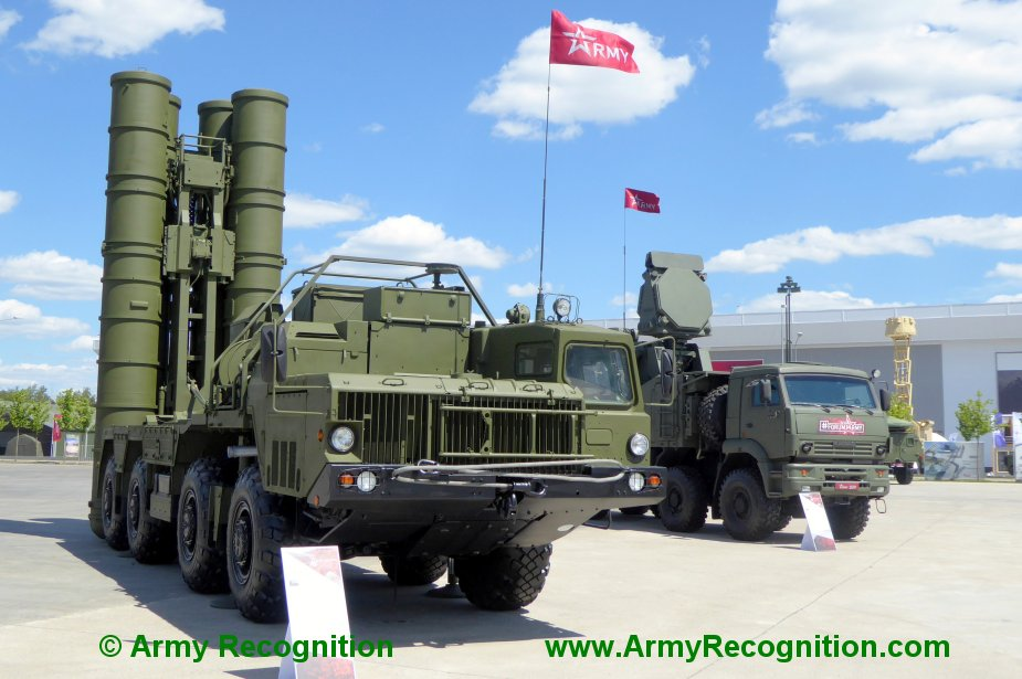 Turkey takes delivery of first Russian S 400 Triumf missile system components