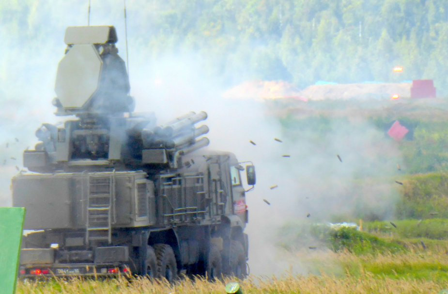 Ethiopian army interested in Russian Pantsir S1 air defense systems