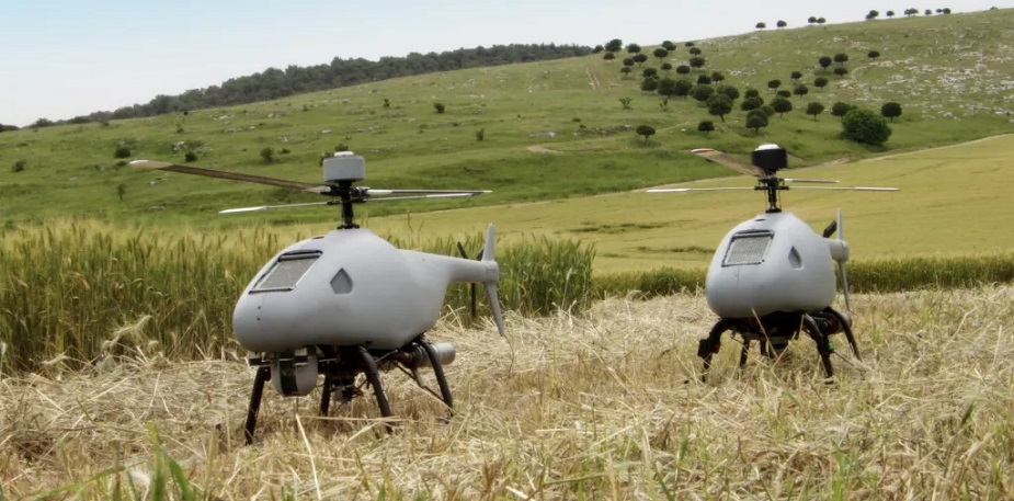 ISDEF 2019 Steadicopter to showcase its Unmanned Robotics Helicopters