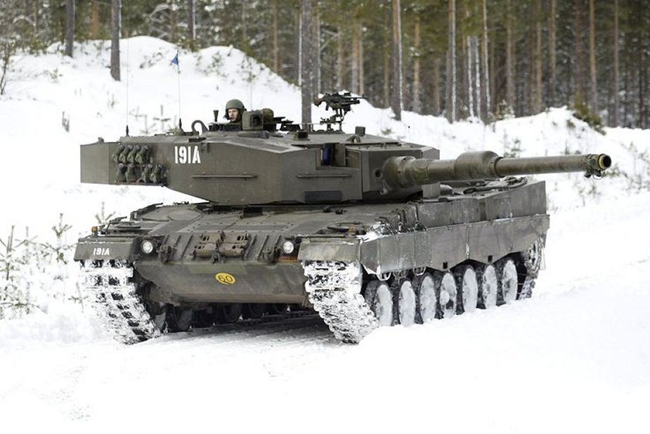 Norway to choose between upgrading Leopard 2A4NOs or buying a new tank