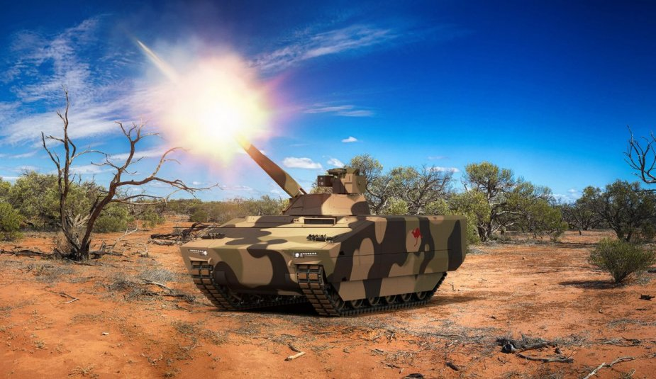 Rheinmetall submits LAND 400 Phase 3 bid in Australia