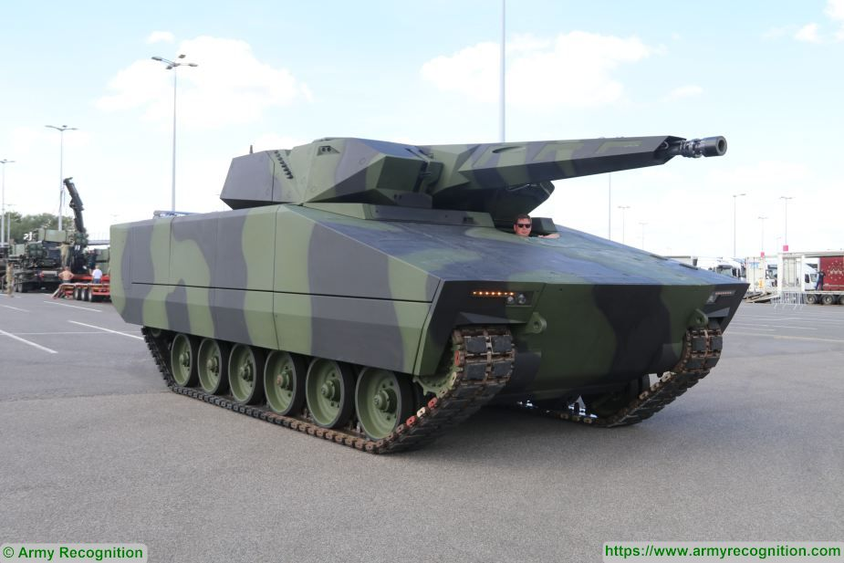 Rheinmetall submits LAND 400 Phase 3 bid in Australia 4