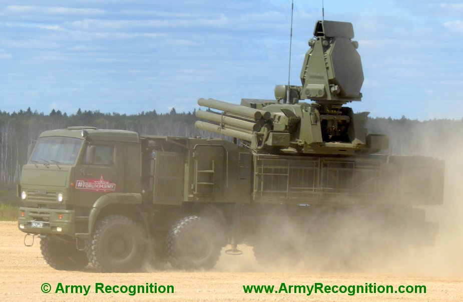 Russian air defense to rely on more efficient system than Pantsir S Pantsir M 1