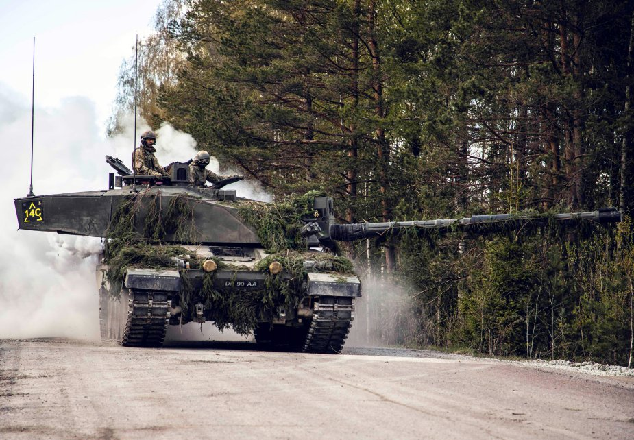 Spring Storm 2019 NATO exercise going on in Estonia