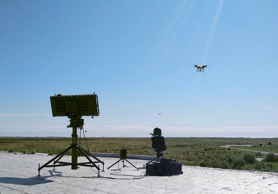 elta demonstrates c uas capabilities during nato exercise