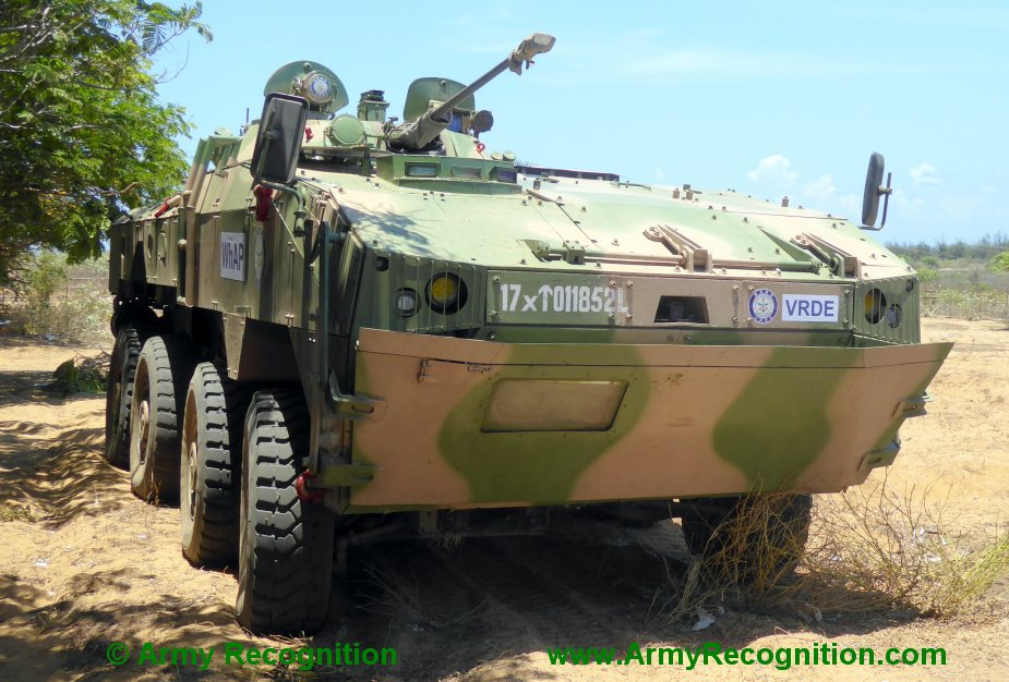 Competition in sight to supply 2600 infantry combat vehicles to Indian army