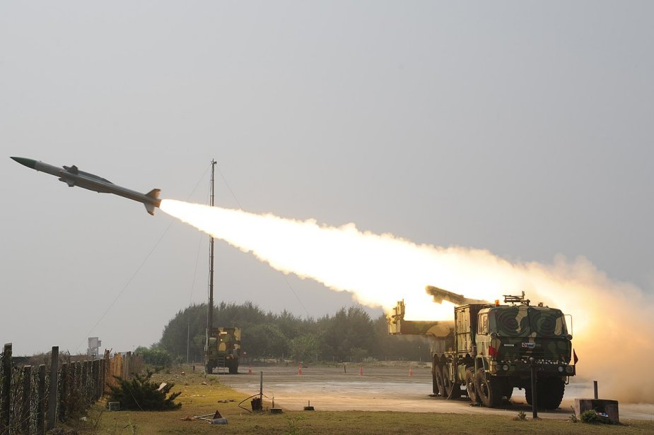 India clears Akash air defense missiles purchase