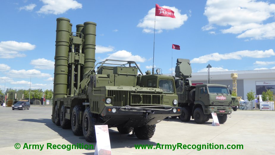 Turkey says second S-400 battery to be completely supplied
