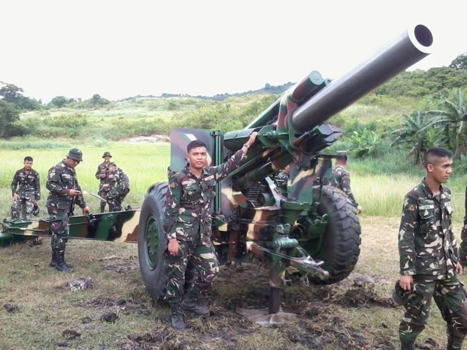 Philippine Army buys MANPADS and self propelled howitzers