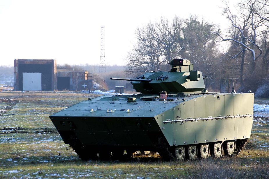 Serbian Army plans to modernize its fleet of BVP M 80A tracked IFV Infantry Fighting Vehicles 925 001